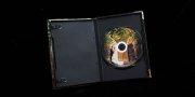 Interior Carcasa DVD Personalizata (1 DVD)