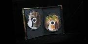 Interior Carcasa DVD Personalizata (2 DVD-uri)