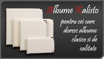 Albume Kalisto. Albume nunta clasice.