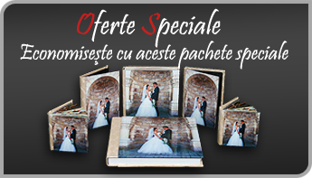 Oferte Speciale pentru albume nunta digitale
